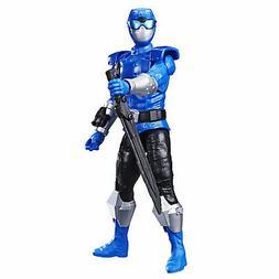 Power Rangers Beast Morphers 12-Inch Beast-X Blue Ranger Act