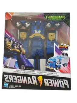 Power Rangers Beast Morphers Beast Wheeler Converting Zord A
