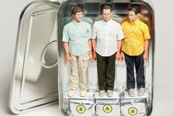 Beastie Boys Action Figures