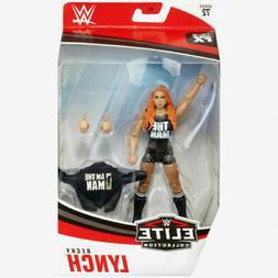 Becky Lynch The Man WWE Mattel Elite Series 72 Action Figure
