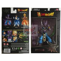 BEERUS + SHENRON PART Bandai Dragon Ball Stars SERIES 1 2018
