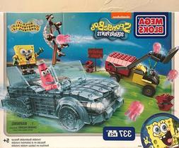 BEST PRICE💰  SpongeBob Invisible Boatmobile  🏎 SET IS