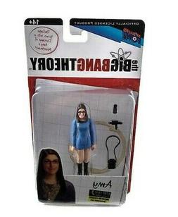 Big Bang Theory Star Trek Action Figure Amy Convention Exclu