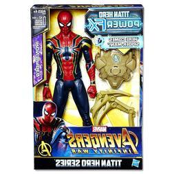 Big Spider-Man Titan Hero Avengers Action Figure Toy Marvel