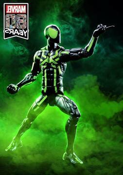 Marvel Legends Big Time Spider-man Action Figure 80th Annive