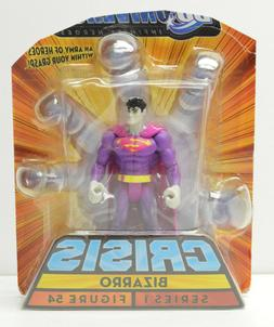 Bizarro ACTION FIGURE DC UNIVERSE CRISIS INFINITE HEROES Mat