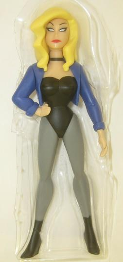 Black Canary Variant Justice League Unlimited Action Figure