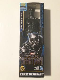 Black Panther Marvel Avengers 12-Inch Action Figure Titan He