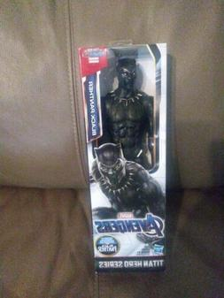 Black Panther Marvel Avengers12-Inch Action Figure Titan Her
