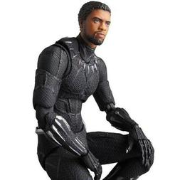 Black Panther Doll Action Figure Articulated Soldier Set X-m