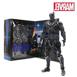 ML.PRODUCTS Black Panther Figure Marvel Universe Variant Pla