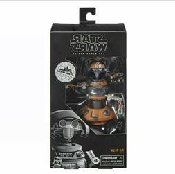 Star Wars Black Series 6 inch Galaxy's Edge- DJ R-3X - Targe