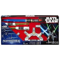 Star wars Blade builders Jedi master lightsaber 100+ combina
