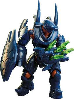 Mega Bloks Construx Halo Blue Covenant Hunter Figure from Wa