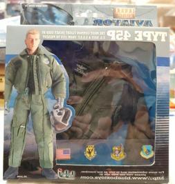 Blue Box BBI Elite Force Aviator Type 45P FLIGHT JACKET for