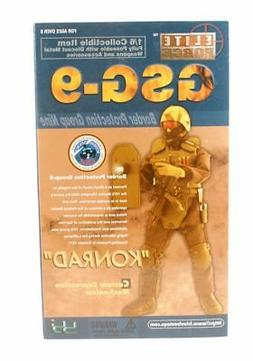 Blue Box Elite Force GSG-9 #34220 12 Inch Action Figure NIB