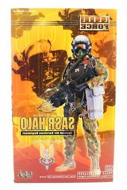 Blue Box Elite Force SASR Halo #21134 12 Inch Action Figure