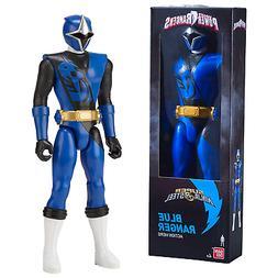 BLUE RANGER Power Rangers Super Ninja Steel 12-inch Action F