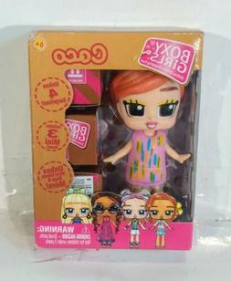 Boxy Girls *Coco* Action Figure Doll w/ Accessories Stocking