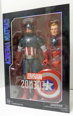 Brand New NIP Marvel Legends Series 12-inch Captain America