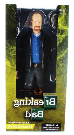 "Breaking Bad Walter White Heisenberg SDCC Exclusive 12"" Acti"
