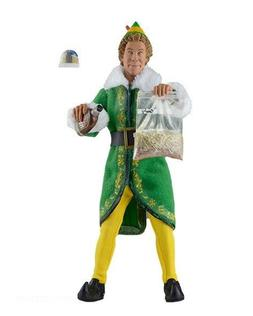 """BUDDY THE ELF Elf Movie 8"""" inch Clothed Action Figure Neca 2"""