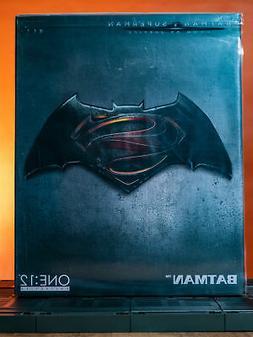 Mezco BvS Dawn of Justice Batman 1:12 Scale Action Figure MI