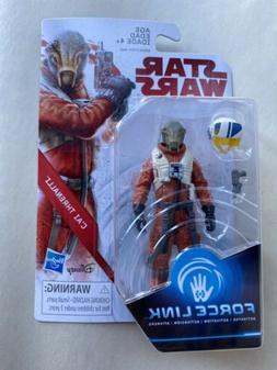 C'ai Threnalli Star Wars The Last Jedi Hasbro Force Link Act