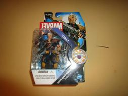 "MARVEL UNIVERSE CABLE SERIES 3 # 7 3.75"" ACTION FIGURE FACTO"