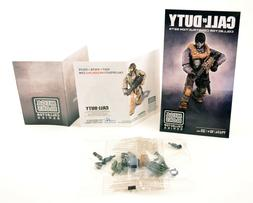 NEW Call of Duty Ghosts Exclusive Mega Bloks Figure Set 9969