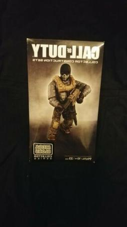 Call Of Duty Mega Bloks Action Figure 99694 Collector Series
