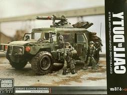Mega Bloks Call of Duty Armored Vehicle Charge - NEW / SEALE