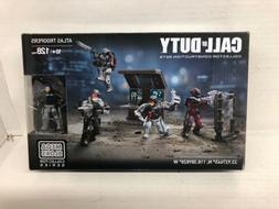 Call of Duty Atlas Troopers Mega Bloks Collector Series Buil