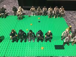 call of duty mega bloks figures 2-3 Come In Each Package