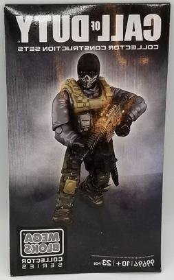 Call Of Duty Ghosts Mega Bloks Action Figure Promo 99694 - W