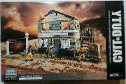 Mega Bloks CALL OF DUTY ZOMBIES NUKETOWN DPW85 Factory Seale