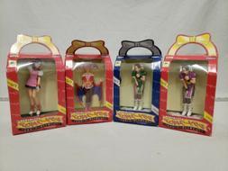 Banpresto Capcom  Holiday Special Female Action Figures 2002