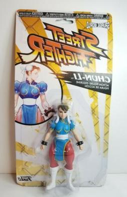 Funko Capcom Street Fighter Savage World Chun-Li Action Figu