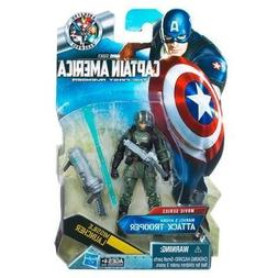 Captain America: The First Avenger Movie Action Figure #15 M
