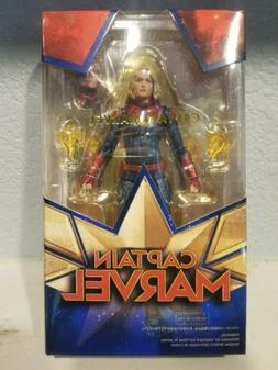 Captain Marvel Tamashii bandai spirits S.H.Figuarts unbrande