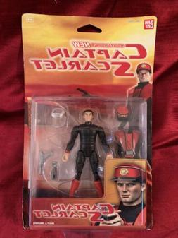CAPTAIN SCARLET / NEW CAPTAIN SCARLET Action Figures / 2004