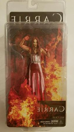 NECA CARRIE Bloody Prom Dress HORROR Action Figure