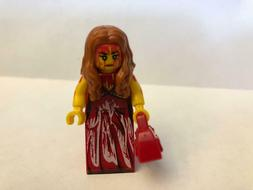 Carrie For Lego Action Figure