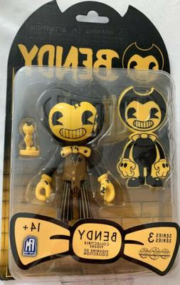 Cartoon Bendy & The Ink Machine Dark Revival Series 3 Action