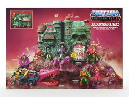 Masters of the Universe Castle Grayskull Playset for MOTU Fa
