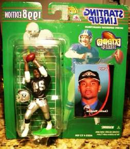 CHARLES WOODSON / OAKLAND RAIDERS 1998 NFL * EXTENDED SERIES