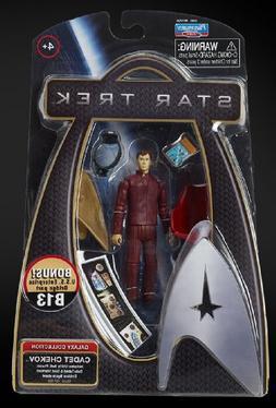 Chekov Star Trek Action Figure Academy Uniform Galaxy Collec