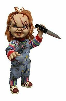 Child's Play Chucky 15 inches Mega-scale Figure Mezco Toyz