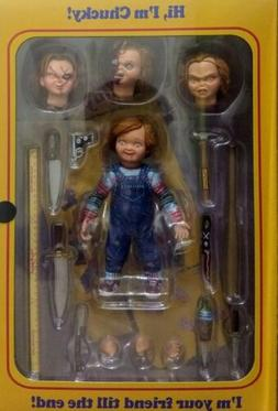 NECA Child's Play Ultimate Chucky 7-Inch Scale 4 Inch Action