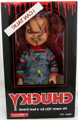 Childs Play Bride Of Chucky Action Figure Mega Scale Series